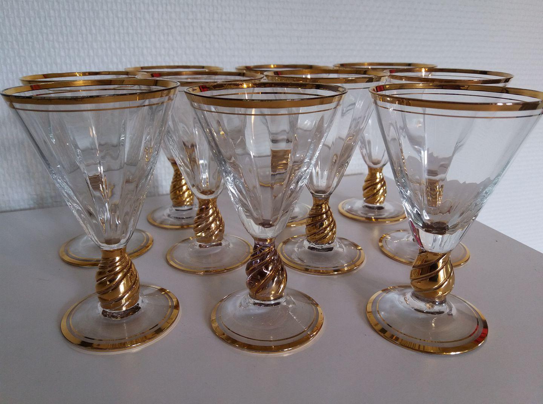 Folkekære Holmegaard IDA hedvins glas – GG Lopper MZ-16