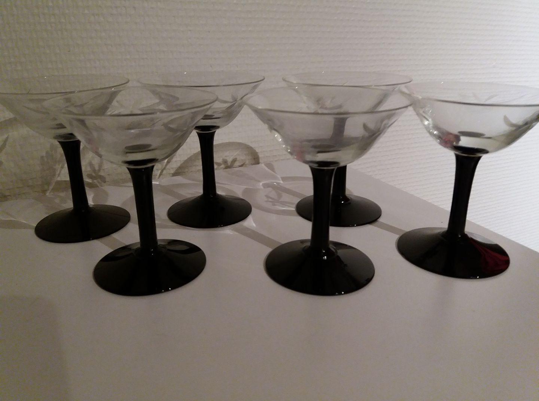 Flot Holmegaard glas Lis – GG Lopper WM-38